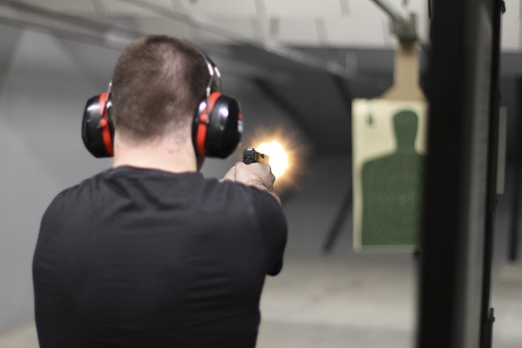 47 Hour Firearms Security Training