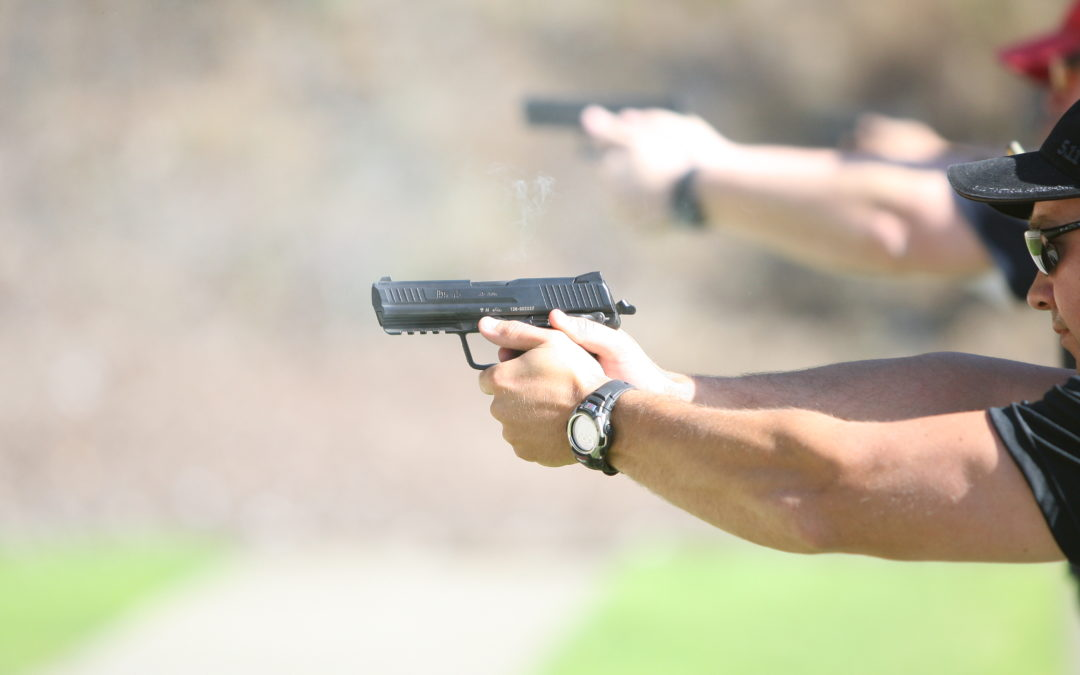 HR218: Conceal Carry Course for LEOSA
